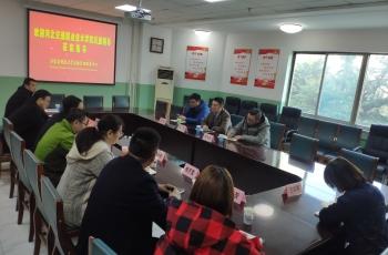 河北交通职业技术学院后勤领导来我校参观交流